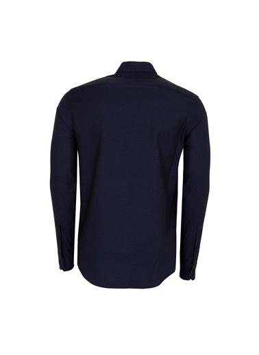 Armani Collezioni Gömlek Lacivert